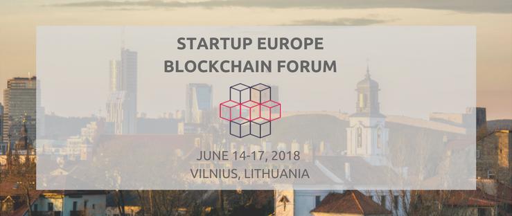 Startup Europe Block Forum