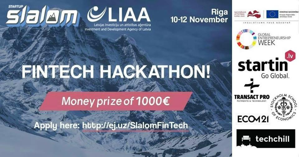Startup Slalom Fintech