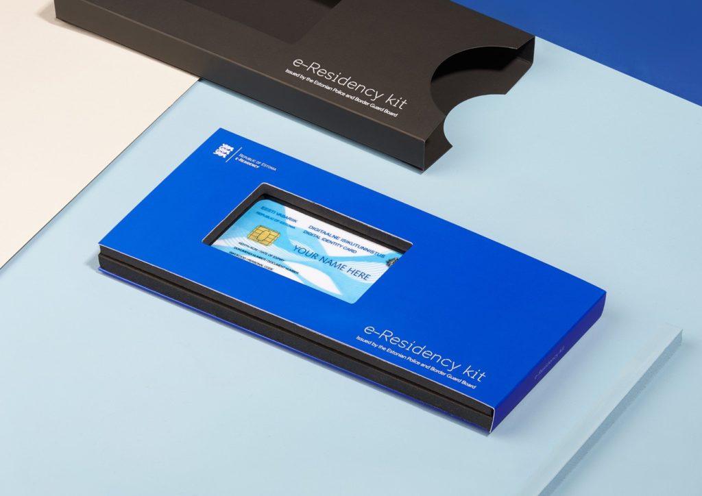 e-Residency kit, Estonia