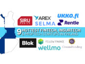 The 9 Hottest Fintech, Insurtech and Proptech Startups in Finland