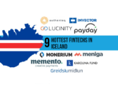"""The 9 Hottest and """"Coolest"""" Fintechs in Iceland"""