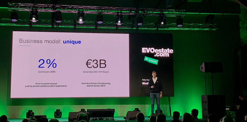Estonian Real Estate Crowdfunding Aggregator Wins Fintech Battle Pitch Competition at TechChill