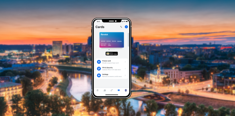 Revolut Bank Launches in Lithuania