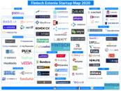 Estonia Fintech Startups Map 2020- First ever Draft of the Fintech Scene in Estonia