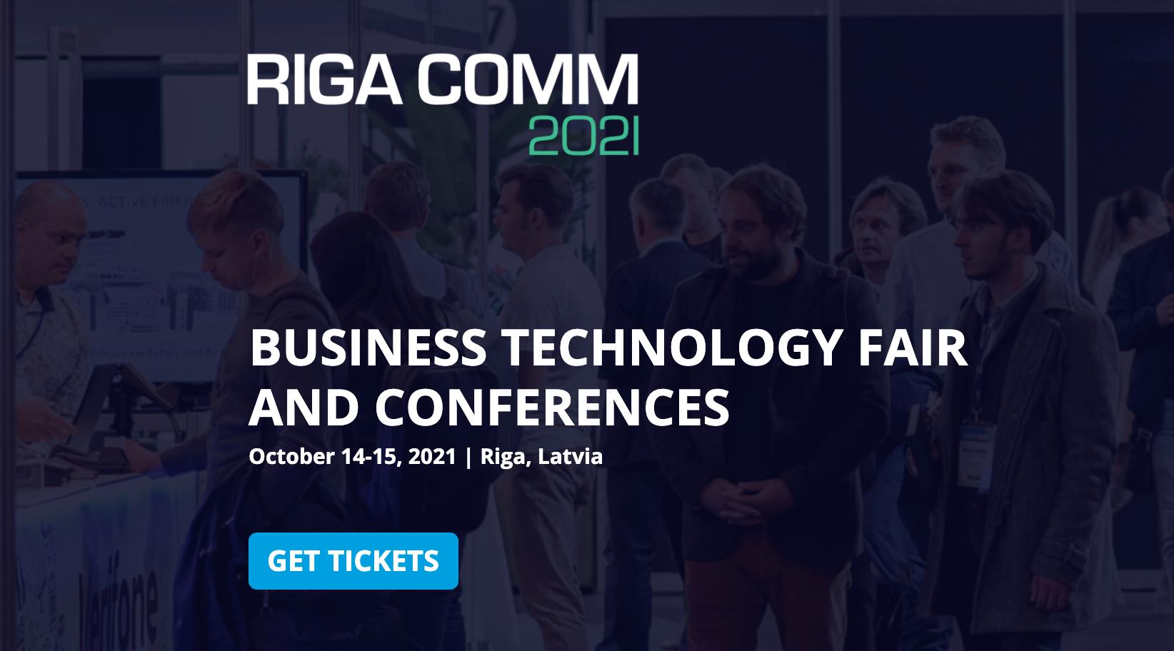 Riga Comm 2021
