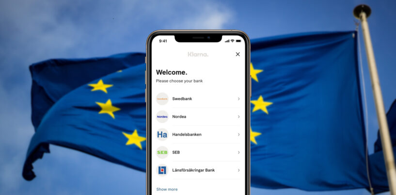 Klarna's Open Banking Solution Extended to 8 More European Markets