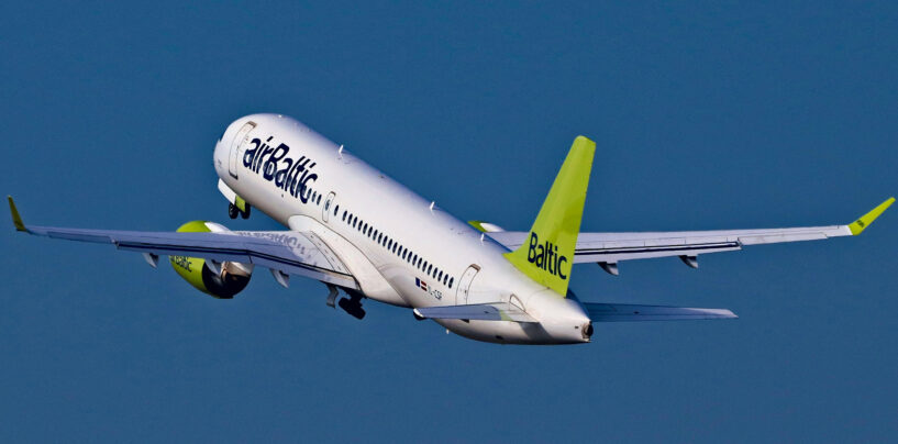 airBaltic World's First Airline to Issue NFTs