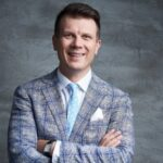 Accenture's Lead in Latvia, Maksims Jegorovs.