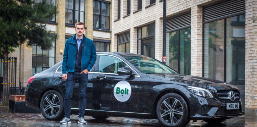Estonian Ride Hailing App Bolt Bags €600 Million Led by Sequoia